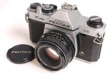 Pentax K1000 SE w/50mm SMC-M Lens - Pretty Nice/Works Well