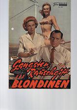 NFP Nr.    219 Gangster, Rauschgift und Blondinen