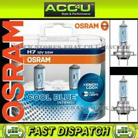 Osram H7 Cool Blue Intense 4200K 12v 55w Car Upgrade Headlight Headlamp Bulbs