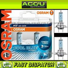 Osram H7 Cool Blue Intense 4200K 12v 55w Car Upgrade Headlight Headlamp Bulbs