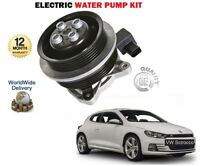 FOR VOLKSWAGEN VW SCIROCCO 1.4 TSi CNWA CAVD CTHD CTKA 2008->NEW WATER PUMP KIT