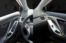 Gen Chrome Interior Cover Molding Trim K329 for Hyundai Elantra 2011 - 2013