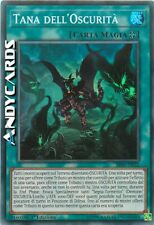 TANA DELL'OSCURITÀ (Lair Of Darkness) • Super R • SR06 IT022 • Yugioh ANDYCARDS