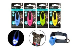 SMART CHOICE FLASHING LED SAFETY BLINKER FOR DOGS