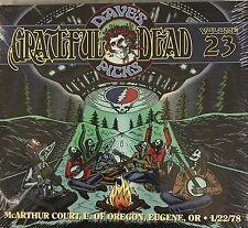 GRATEFUL DEAD: DAVE'S PICKS VOL. 23, EUGENE, OREGON, 1/22/78