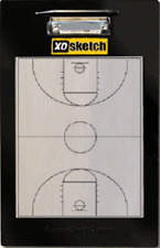 XO sketch Basketball Coaching Board (Taktik Tafel)