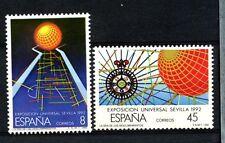 Spain 1989 SG#2951-2 Expo World Fair MNH Set #A23320