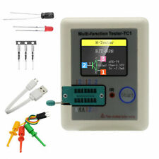 Lcr-Tc1 Pocket Multifunction Transistor Tester Full Color Graphics Display 2020
