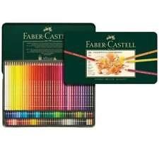 FABER CASTELL POLYCHROMOS ARTISTS QUALITY COLOUR PENCILS - 120 SET RRP £249.99