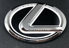 "Lexus LED 5D White Light Emblem Logo 105*68mm 4.1 X 2.7"" GS300 ES300 ES240 RX350"
