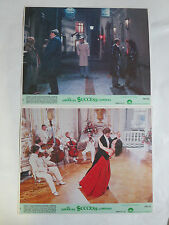 The American Success Company (1980) Lobby Cards Jeff Bridges Lust for Life ++