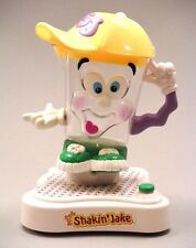 RARE!! VTG 1996 SHAKIN' JAKE Hasbro Toy Drink Blender Mixer Shaker battery power