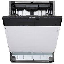 Montpellier MDI800 15 Place LED Intergrated Dishwasher