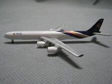 NEW 1:600 METAL Thai Airways AIRBUS A340-600 Diecast Model
