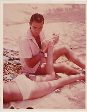 JAMES BOND THUNDERBALL SEAN CONNERY CLAUDINE AUGER  GREAT 8X10