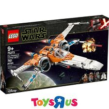 LEGO 75273 Star Wars Poe Dameron's X-wing Fighter (BRAND NEW SEALED)