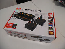Atari Flashback 3 Classic Video Game Console with 60 Built-In Games