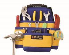 10 Pocket Contractors Nail & Tool Pouch Bag