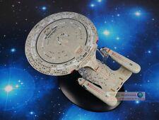 Eaglemoss STAR TREK USS Enterprise NCC-1701-D Druckguss Metall Modell Raumschiff