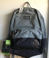 Dakine Men's 365 Pack 21L NEW Grey/Black Two Tone Backpack W/ Laptop Sleeve