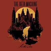 THE BETA MACHINE - INTRUDER   CD NEW