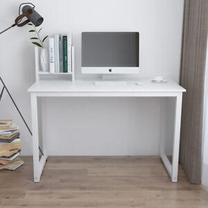 Computer Desk Laptop Table Office Desk Student Adults Home Office Workstation BN