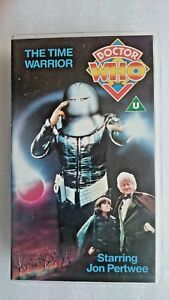 Doctor Who The Time Warrior  Jon Pertwee