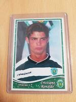Cristiano Ronaldo *RARE* Sporting Lisbon Rookie Card