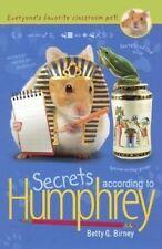 USED (LN) Secrets According To Humphrey (Turtleback School & Library Binding Edi