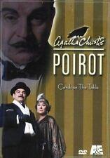 DVD Agatha Christie's Poirot - Cards on the Table: David Suchet Zoe Wanamaker