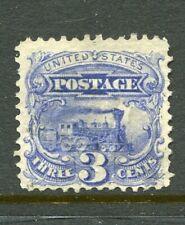 U.S.A....  1869  3c steam loco  mng