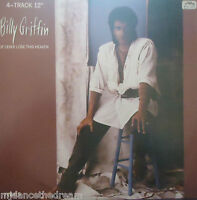 """BILLY GRIFFIN - If I Ever Lose This Heaven ~ 12"""" Single PS"""