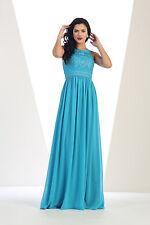 DressOutlet Long Plus Size Prom Dress Bridesmaids Formal Evening Gown