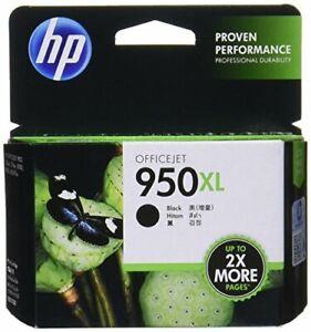 HP 950XL genuine ink cartridge black (increase) CN045AA