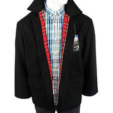 Warrior England Donkey Jacket Coat Winter Mantel Tartan Jacke Skinhead Punk S