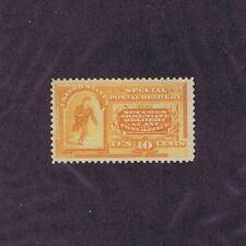 SC# E3 UNUSED OG PH 10c SPECIAL DELIVERY MESSENGER, 1893, VF, PSAG CERT  LOOK