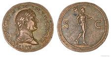 Roman Æ Sestertius of Vitellius