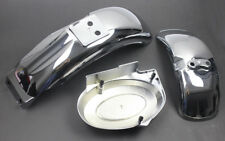Chrome Plastics Fenders Cover Fairings f Honda Monkey Z50R 50A Bikes Skyteam Z50
