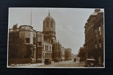 More details for postcard christ church oxford oxfordshire unposted judges ltd real photo rp