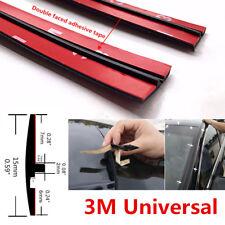 New 3m Rubber Moulding Car Roof Edge Windscreen Sunroof Pillar Gutter Seal Strip