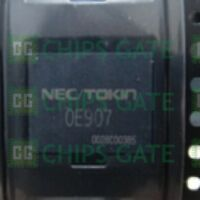 15PCS Proadlizer Capacitor IC NEC/TOKIN QFN OE907 0E907