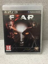 JEUX PS3 F.3.A.R NEUF SOUS BLISTER  PLAYSTATION