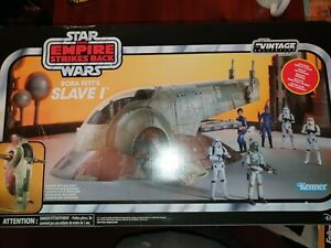 Star Wars Boba Fett's Slave 1 Vintage Collection Vehicle Empire Strikes Back