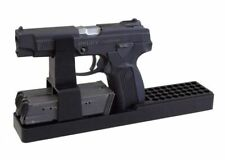 Gun Storage Rack Pistol Handgun Display Stand Pistol Holder Gun Stand. 9 mm Cal.