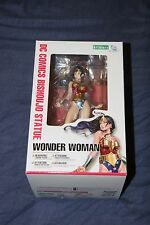 WONDER WOMAN KOTOBUKIYA DC COMICS BISHOUJO STATUE NEW SEALED 1/7 PVC FIGURE