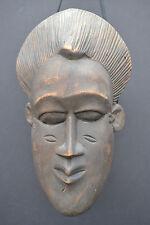 Baule, Ivory Coast face mask (#513)