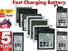 AU FULL CAPACITY Battery 4 SAMSUNG GALAXY S2 S3 S4 S5 S6 S7 S8 Note 2 3 4 5 8