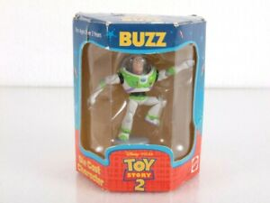 Toy Story 2 Die Cast Character BUZZ Lightyear Mattel 89549 Collectible Figure