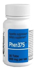 Phen375 - Lose Calories Fast,L-Carnitine (L-Tartrate), Cayenne - 30 ct/1 month