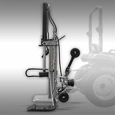 Holzspalter Jansen TS-22, 22 t, 110 cm, Traktor, Zapfwelle, Zapfwellenspalter